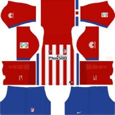 kit atletico de madrid 19 dls kits league soccer kit atl 233 tico madrid dls 16