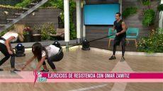 ejercicios para abdomen con ligas de resistencia ejercicio entrenamiento de resistencia con ligas