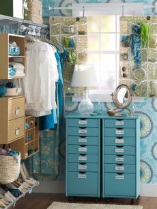 7 ideas for creative master closet storage the inspired room - Creative Closets And Storage