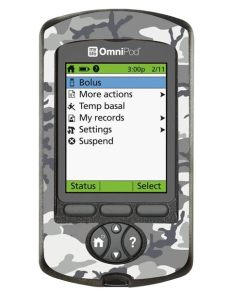 omnipod pdm case uk omnipod pdm cover snow camo diabeticsupply co uk