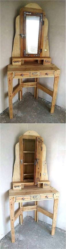 pallet wood vanity plans creative pallet recycling ideas by s palettenm 246 bel page 2 wood pallet furniture
