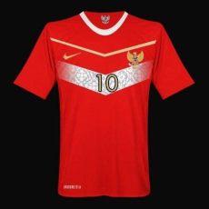 kit dls polos nike merah 10 desain paling cocok seandainya timnas indonesia punya jersey baru