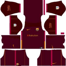 dls 18 kit barcelona goalkeeper barcelona new kits dls fts 2018 dreamleaguekitsbyamine