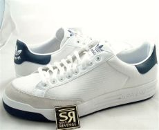 stan smith shoes navy blue new adidas originals 70 s rod laver shoes white navy blue stan smith g99864 ebay
