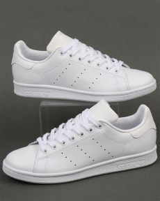 adidas stan smith trainers white originals shoes leather mens - Adidas Shoes White Stan Smith