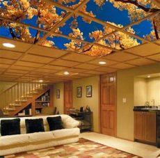 simple basement ceiling ideas 20 cool basement ceiling ideas hative