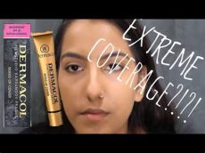 dermacol foundation shades for indian skin cheap coverage dermacol foundation impression brown medium skin
