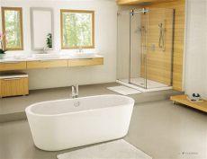 fleurco freestanding tubs creative mirror shower - Fleurco Freestanding Tubs