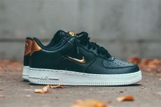 nike air 1 07 lv8 quot metallic gold quot hypebeast - Air Force 1 Jewel Black Gold