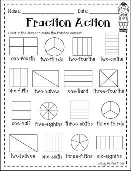 fractions book grade version includes sixths eighths
