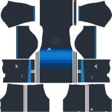 kits logo league soccer kit league soccer adidas 2017 - Kit Logo Adidas Dream League Soccer 2018