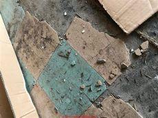 asbestos in flooring armstrong other asbestos floor tile identification photos faqs set 3