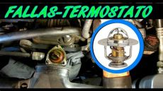 fallas termostato cuando se queda abierto o cerrado y - Donde Se Encuentra El Termostato