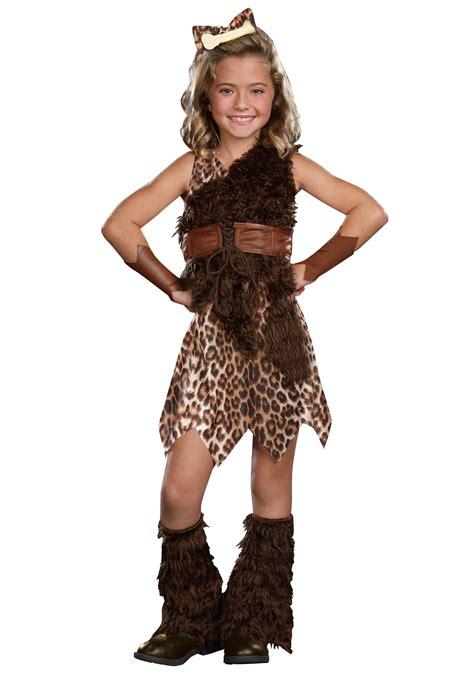 cave girl cutie costume girls