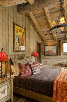 decoracion rustica para los dormitorios juveniles - Decoracion De Recamaras Rusticas Para Ninos