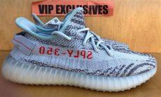 yeezy boost 350 v2 blue tint adidas yeezy boost 350 v2 blue tint grey b37571 sply 100 authentic ebay