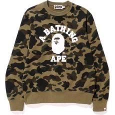 bape camo sweater blvcks culture quality replica - Bape Sweater Camo