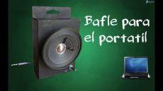 armar sonido casero bafle casero para tu pc lificador de sonido ideatronic