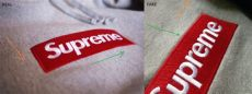 supreme box hoodie replica - Hoodie Supreme Original Vs Fake