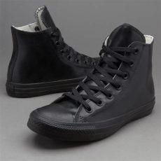 mens shoes converse chuck all rubber black 144740c - Black Rubber Chucks