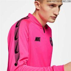 nike psg training kit new nike style pink psg 2019 kit released footy headlines