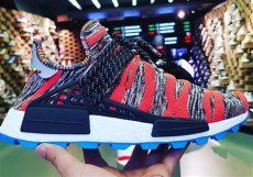 hu nmd afro pharrell adidas nmd hu afro pack sneakernews