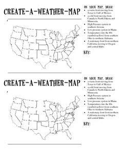 forecasting weather map worksheet 1 answers briefencounters