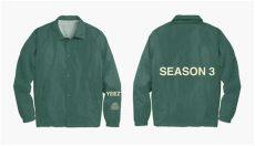 yeezy season 3 jacket invite yeezyseason3 invite yeezy season 3 adidas jacket yeezy season