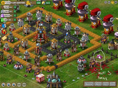 category strategies backyard monsters wiki fandom powered wikia