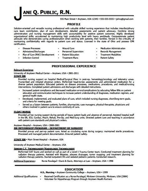 nursing resumes skill sle photo nursing resume nursing