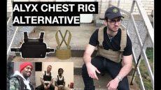alyx belt alternative styling an alyx chest rig alternative