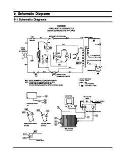 solucionado diagrama microondas samsung mw630wa yoreparo - Diagrama Electrico De Microondas