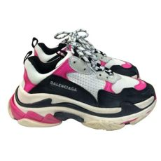 balenciaga s sneakers sneakers other colors ref 60587 joli closet - Balenciaga Triple S Sneakers Womens