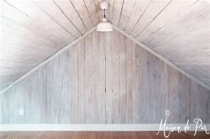 whitewash tongue and groove ceiling how to whitewash wood maison de pax