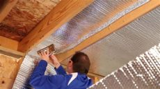 how do you insulate a crawl space with a dirt floor insulating a cathedral ceiling the money pit