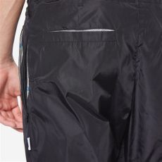 chion x beams nylon track pant chion synthetic chion x beams track pant in black for lyst