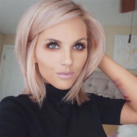 30 short bob haircuts 2018 short hairstyles women