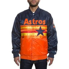 s houston astros jacket shiekh shoes - Starter Black Label Jacket Astros