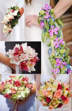was kostet ein brautstrauss mit orchideen brautstrau 223 mit orchideen und lilien brautstr 228 u 223 e braut und brautstrau 223 mit orchideen