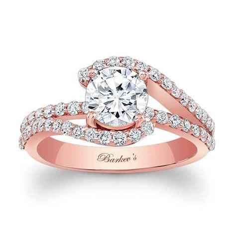 barkev rose gold engagement ring 7848lp barkev