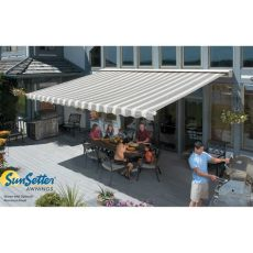 sunsetter installation cost sunsetter awning reviews hello usa