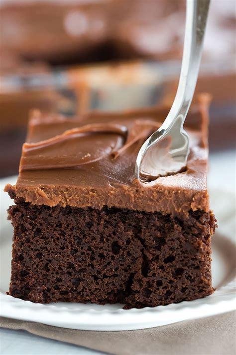cooks illustrated chocolate sheet cake milk chocolate ganache