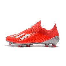 botas de futbol adidas 201819 adidas botas de futbol x 19 1 fg rojo plata
