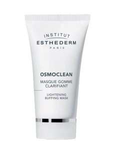 esthederm osmoclean lightening buffing mask institut esthederm osmoclean lightening buffing mask 75ml
