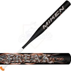 cheap miken softball bats clearance miken freak fx 700 balanced usssa slowpitch softball bat spfxbu