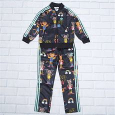 mini rodini adidas sale adidas toddlers mini rodini superstar track suit multi bahia mint