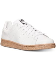lyst adidas s originals stan smith casual sneakers from finish line in white for - Adidas Stan Smith Casual Shoes For Men