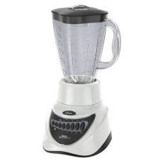licuadora oster 174 de 10 velocidades blanca vaso de vidrio oster - Licuadora Oster Blanca 10 Velocidades
