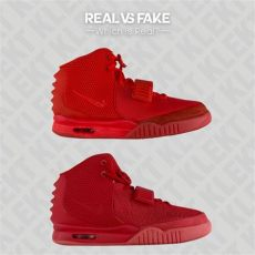 nike air yeezy 2 red october real vs fake how to spot a nike air yeezy ii october klekt
