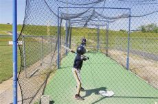 baseball batting nets cheap putting the cool back in oscar cooler sports complex